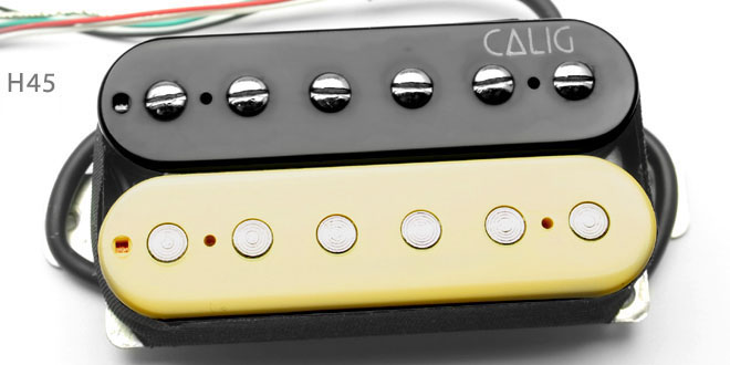 AlNiCo 5 caliguitar.com B72 Black CALIG B75 California Bass Pickup B71